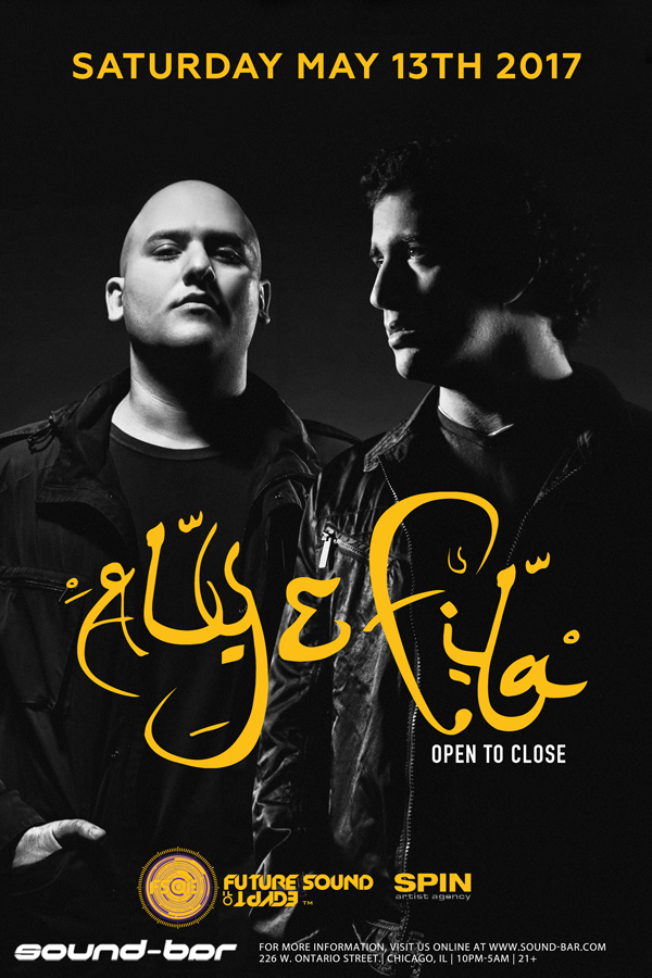waar te kopen couponcodes hoge kwaliteit Sound-Bar Aly & Fila (Open to Close)